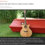 Gespräch mit Sarah bei Bayern2